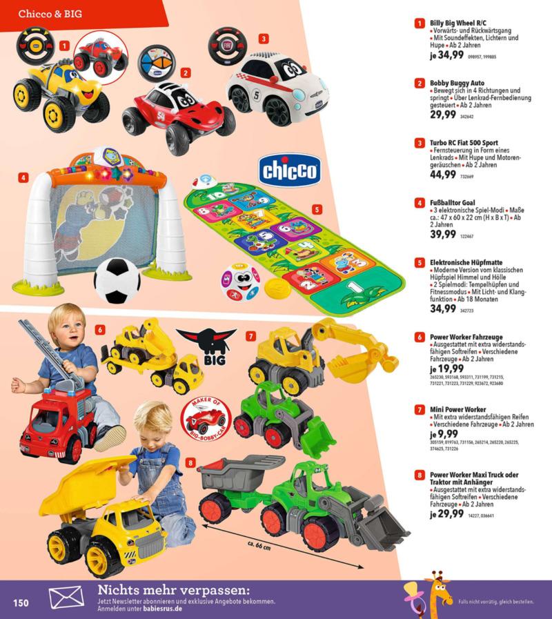 Toys'R'Us Prospekt vom 19.03.2018, Seite 149