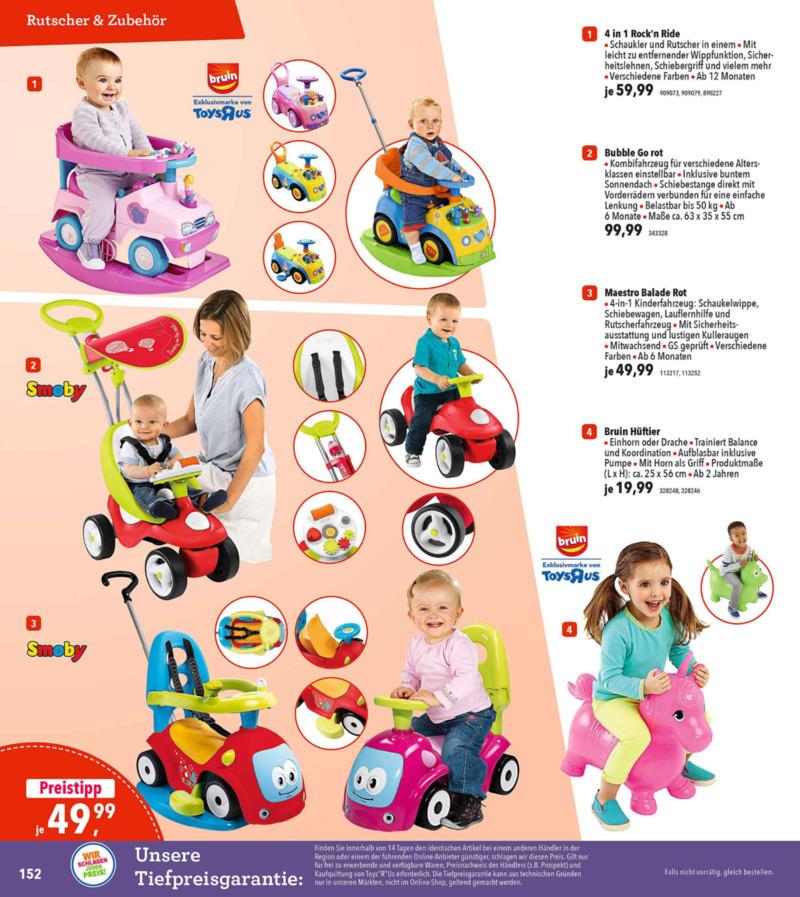 Toys'R'Us Prospekt vom 19.03.2018, Seite 151