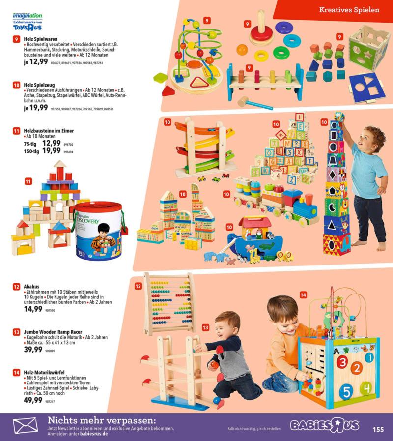 Toys'R'Us Prospekt vom 19.03.2018, Seite 154