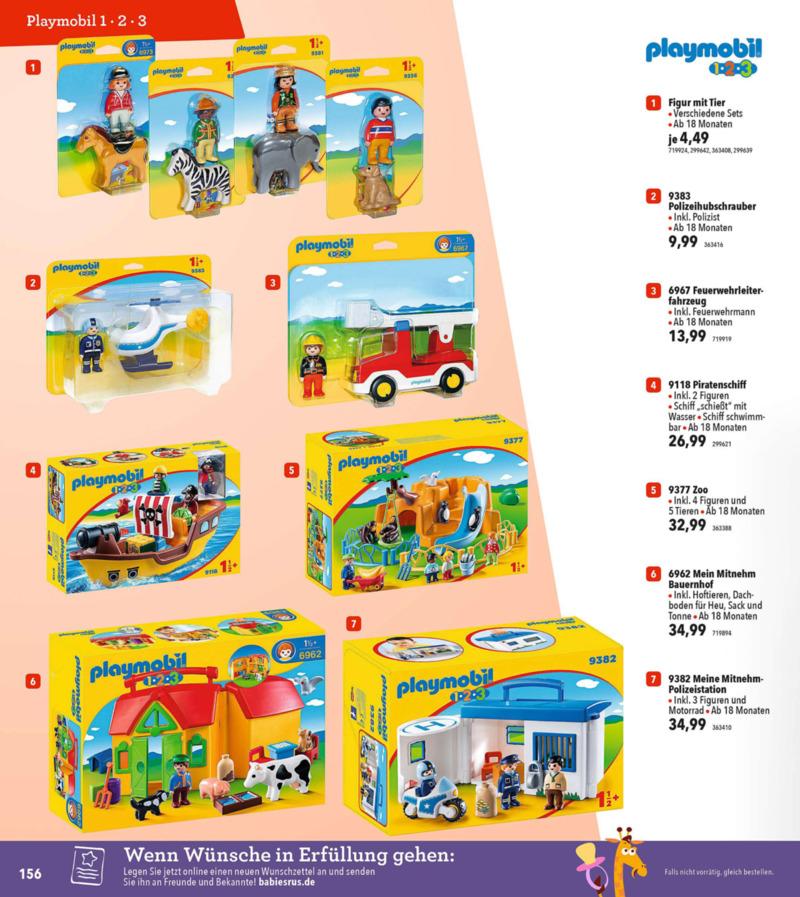 Toys'R'Us Prospekt vom 19.03.2018, Seite 155