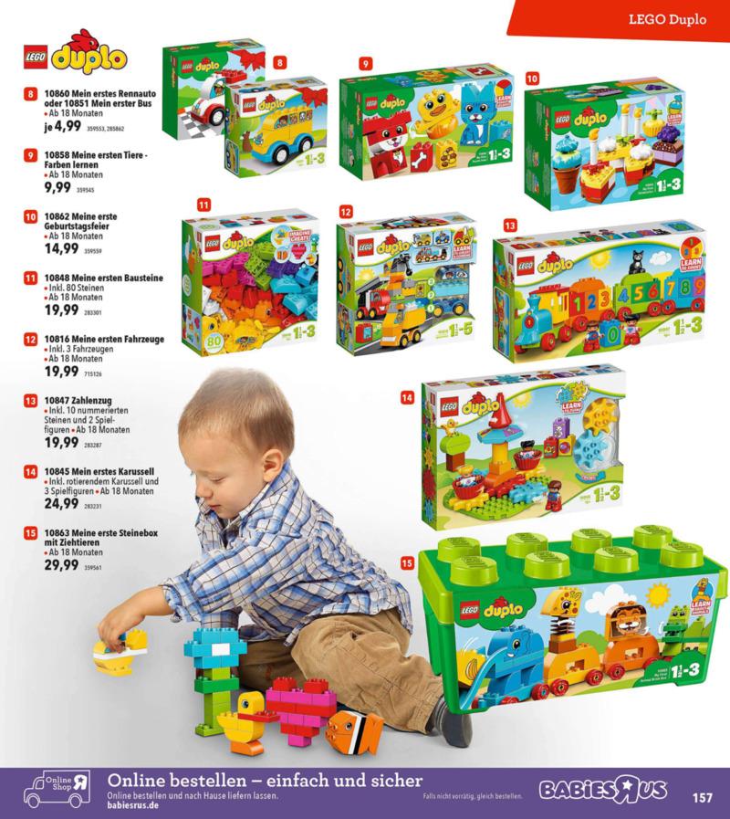Toys'R'Us Prospekt vom 19.03.2018, Seite 156