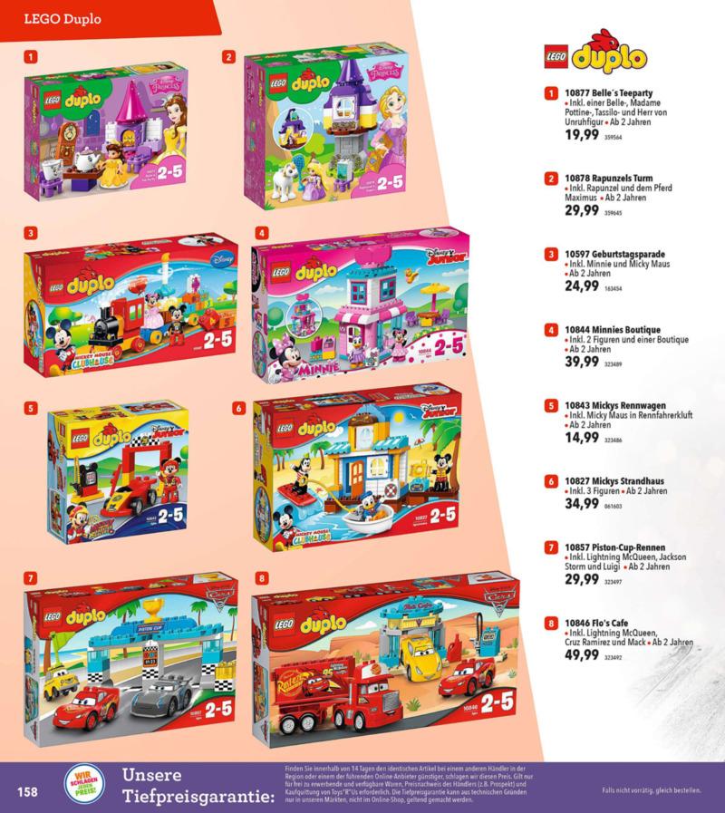 Toys'R'Us Prospekt vom 19.03.2018, Seite 157