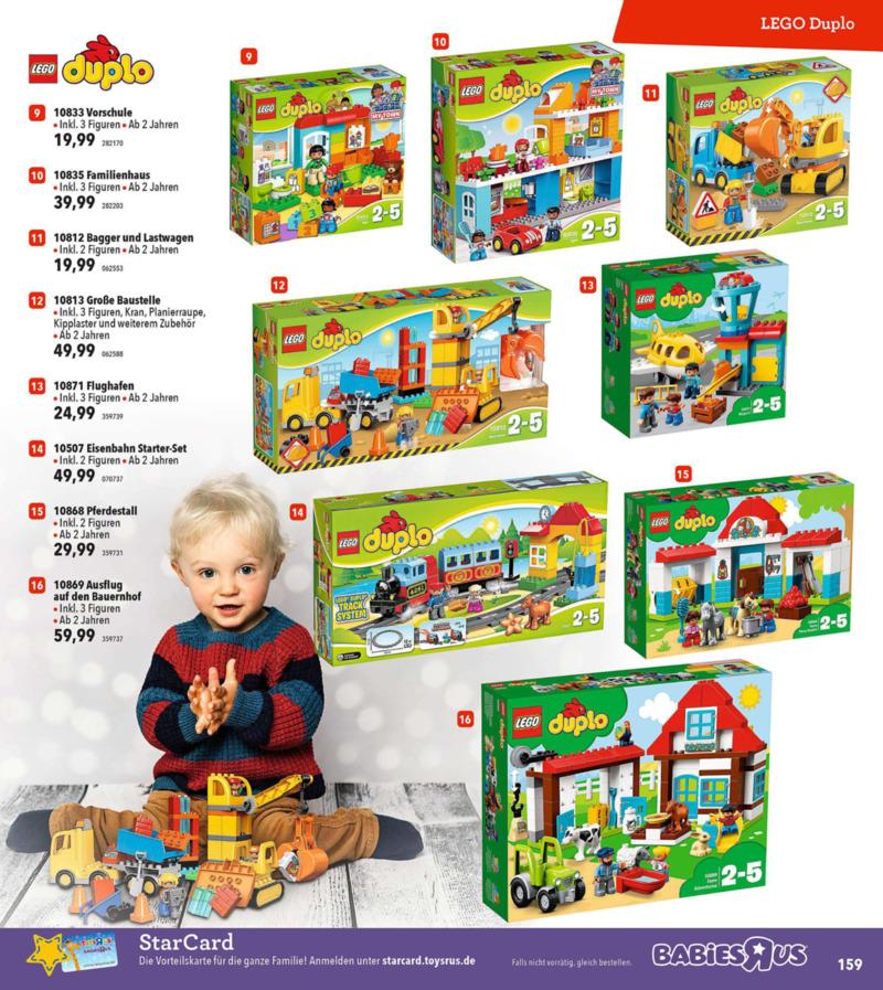 Toys'R'Us Prospekt vom 19.03.2018, Seite 158