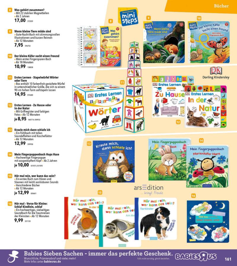Toys'R'Us Prospekt vom 19.03.2018, Seite 160