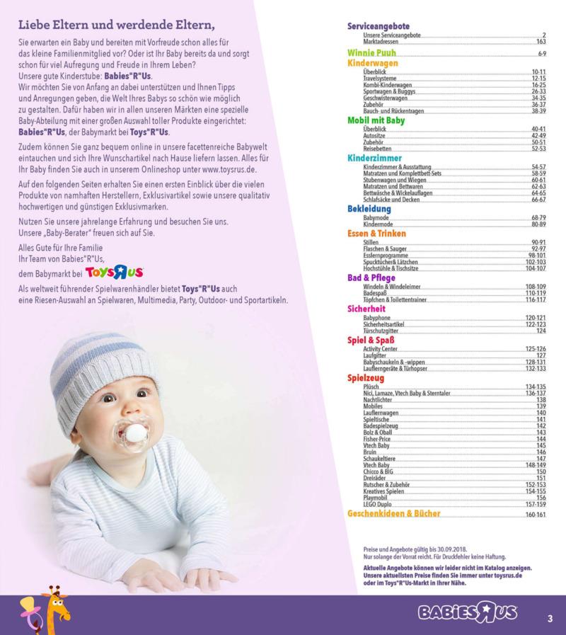 Toys'R'Us Prospekt vom 19.03.2018, Seite 2