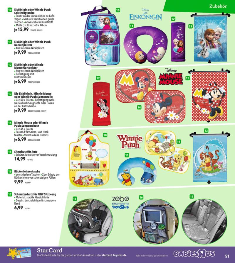 Toys'R'Us Prospekt vom 19.03.2018, Seite 50