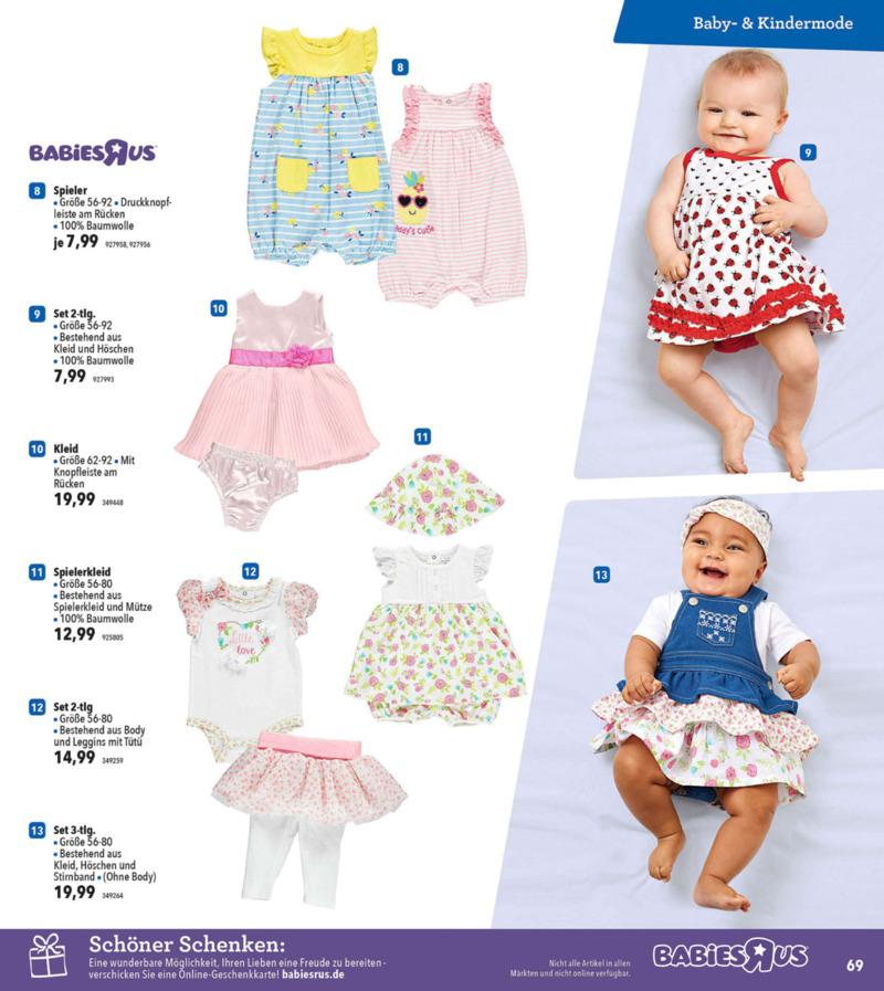 Toys'R'Us Prospekt vom 19.03.2018, Seite 68