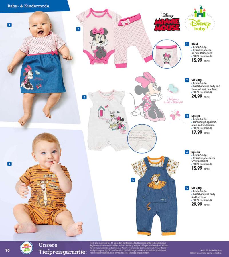 Toys'R'Us Prospekt vom 19.03.2018, Seite 69