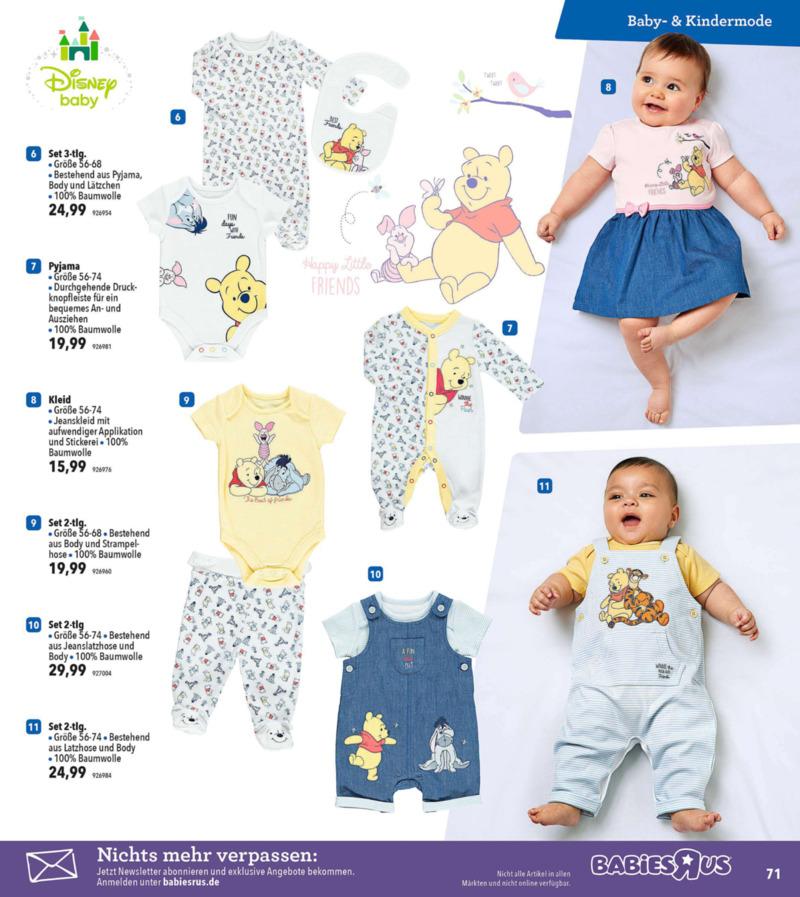 Toys'R'Us Prospekt vom 19.03.2018, Seite 70