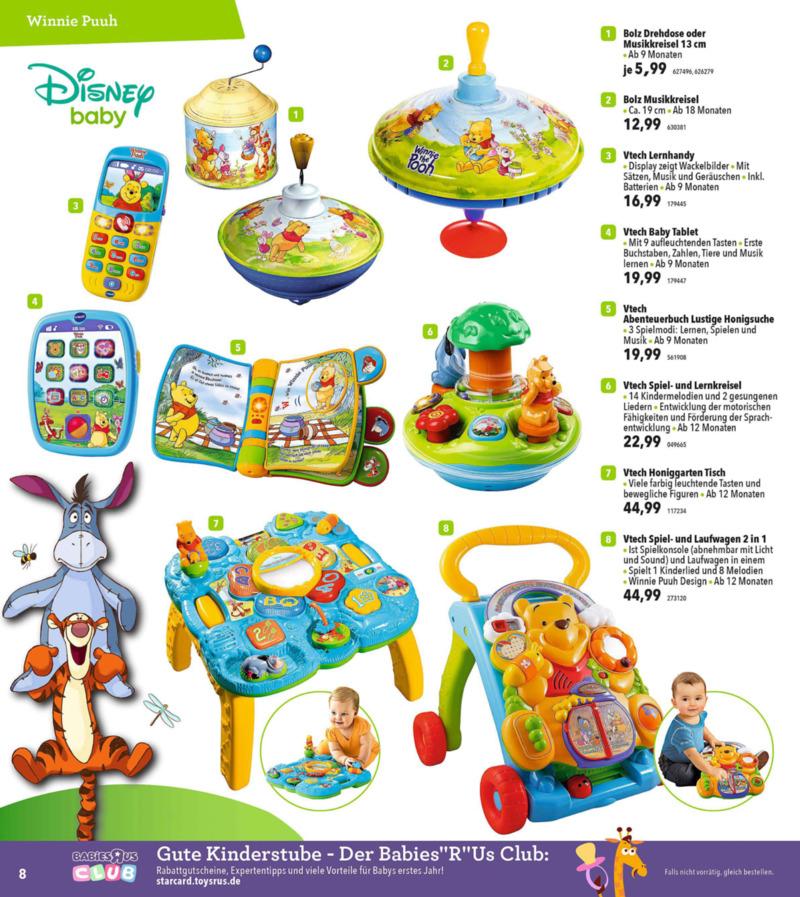 Toys'R'Us Prospekt vom 19.03.2018, Seite 7