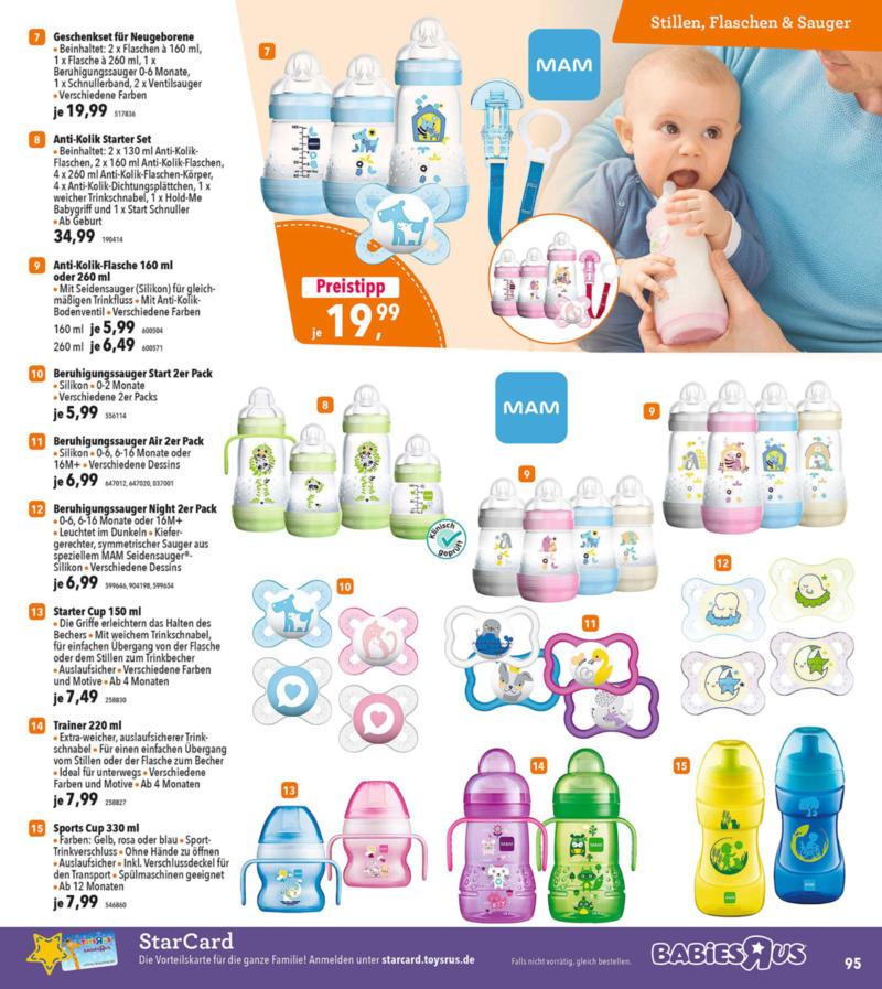 Toys'R'Us Prospekt vom 19.03.2018, Seite 94