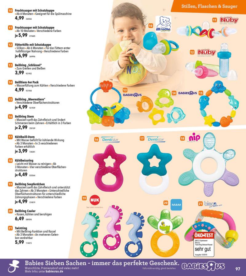 Toys'R'Us Prospekt vom 19.03.2018, Seite 96