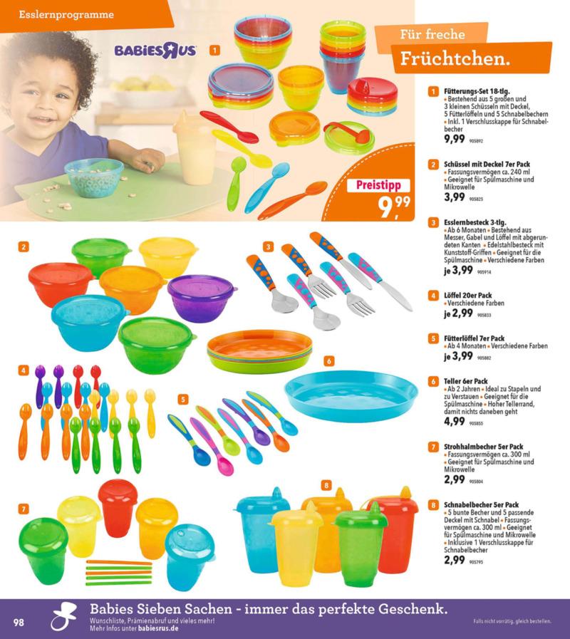 Toys'R'Us Prospekt vom 19.03.2018, Seite 97