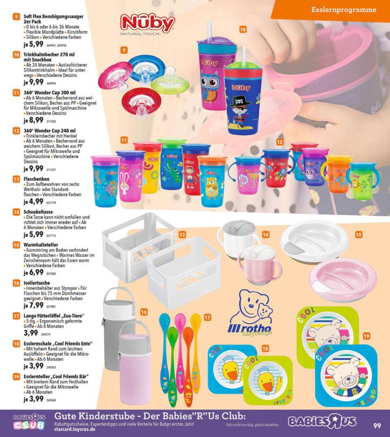 Toys'R'Us Prospekt vom 19.03.2018, Seite 98