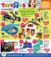 Toys'R'Us Prospekt vom 30.04.2018