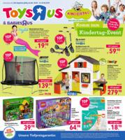 Toys'R'Us Prospekt vom 28.05.2018