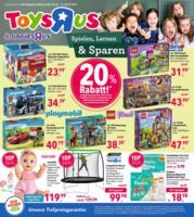 Toys'R'Us Prospekt vom 02.07.2018