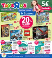 Toys'R'Us Prospekt vom 30.07.2018
