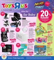 Toys'R'Us Prospekt vom 27.08.2018