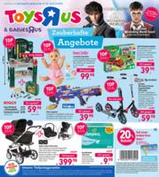 Toys'R'Us Prospekt vom 01.10.2018