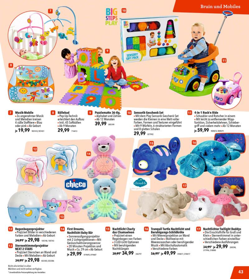 Toys'R'Us Prospekt vom 13.10.2018, Seite 42