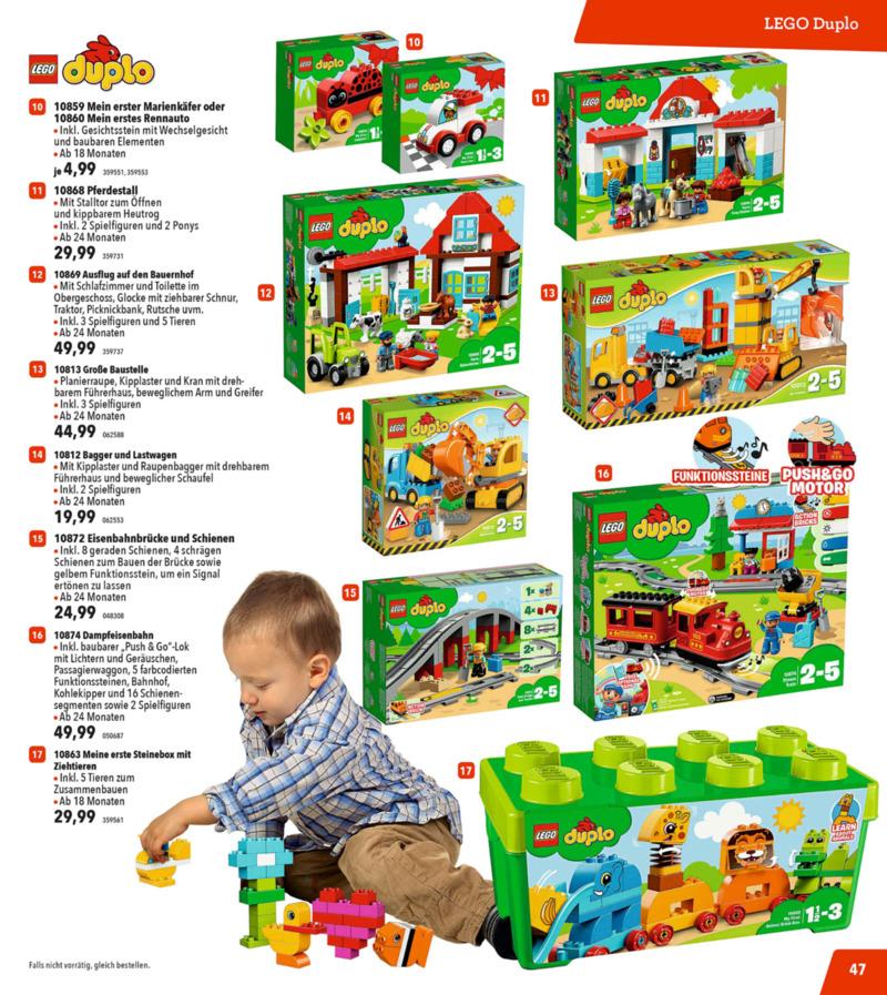Toys'R'Us Prospekt vom 13.10.2018, Seite 46