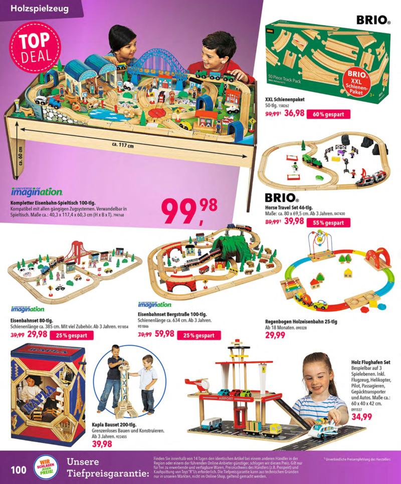 Toys'R'Us Prospekt vom 13.10.2018, Seite 99