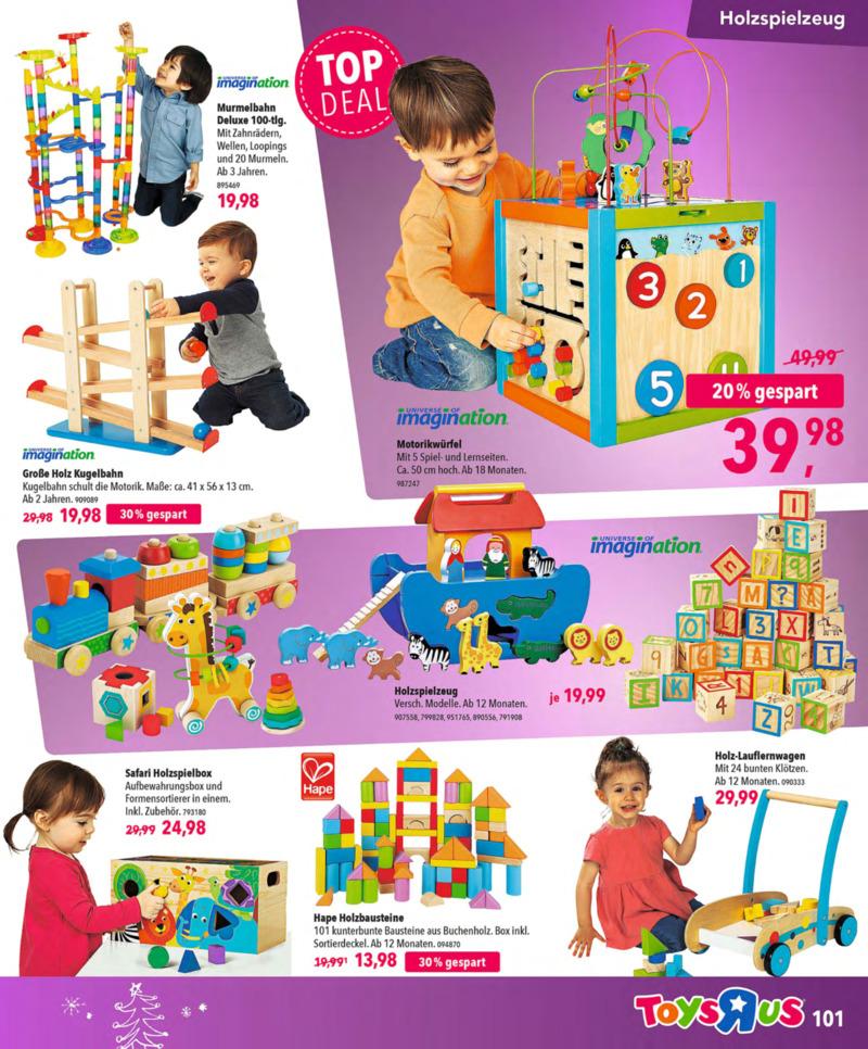 Toys'R'Us Prospekt vom 13.10.2018, Seite 100