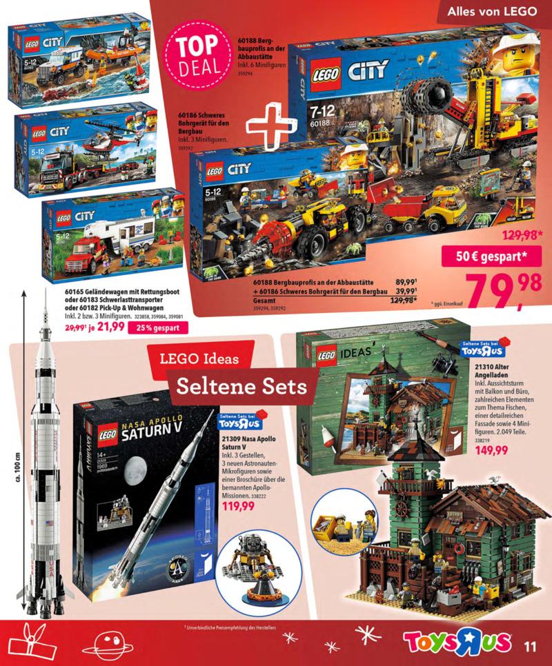 Toys'R'Us Prospekt vom 13.10.2018, Seite 10