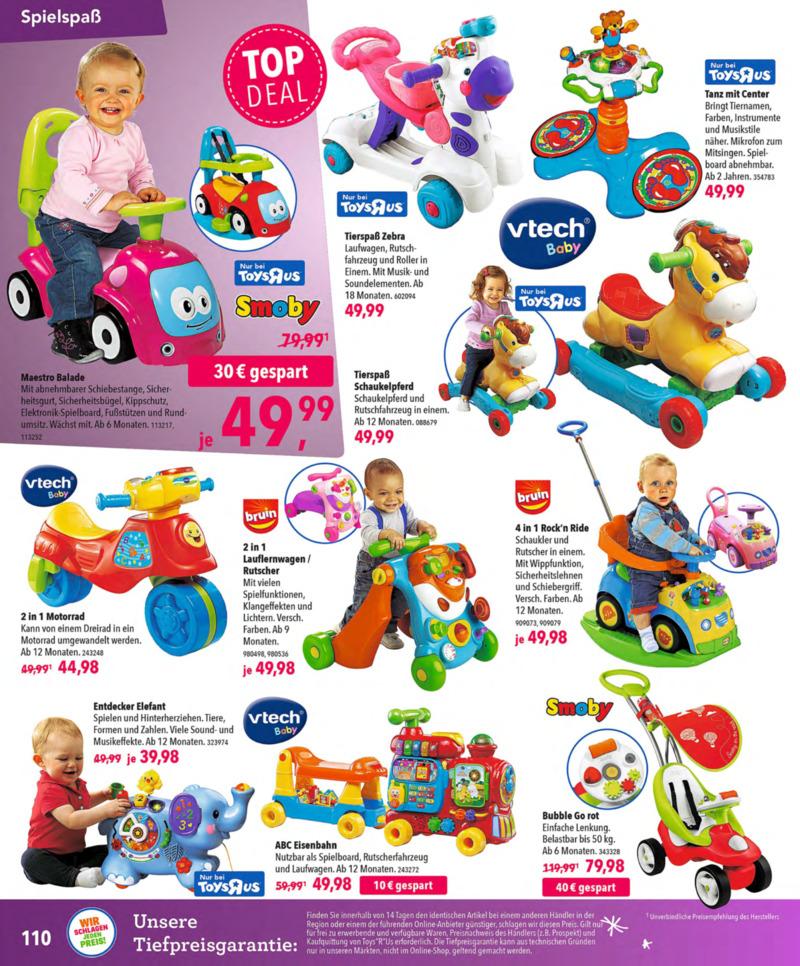 Toys'R'Us Prospekt vom 13.10.2018, Seite 109