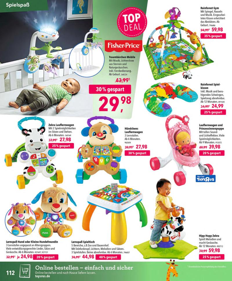 Toys'R'Us Prospekt vom 13.10.2018, Seite 111