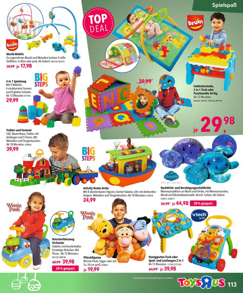 Toys'R'Us Prospekt vom 13.10.2018, Seite 112