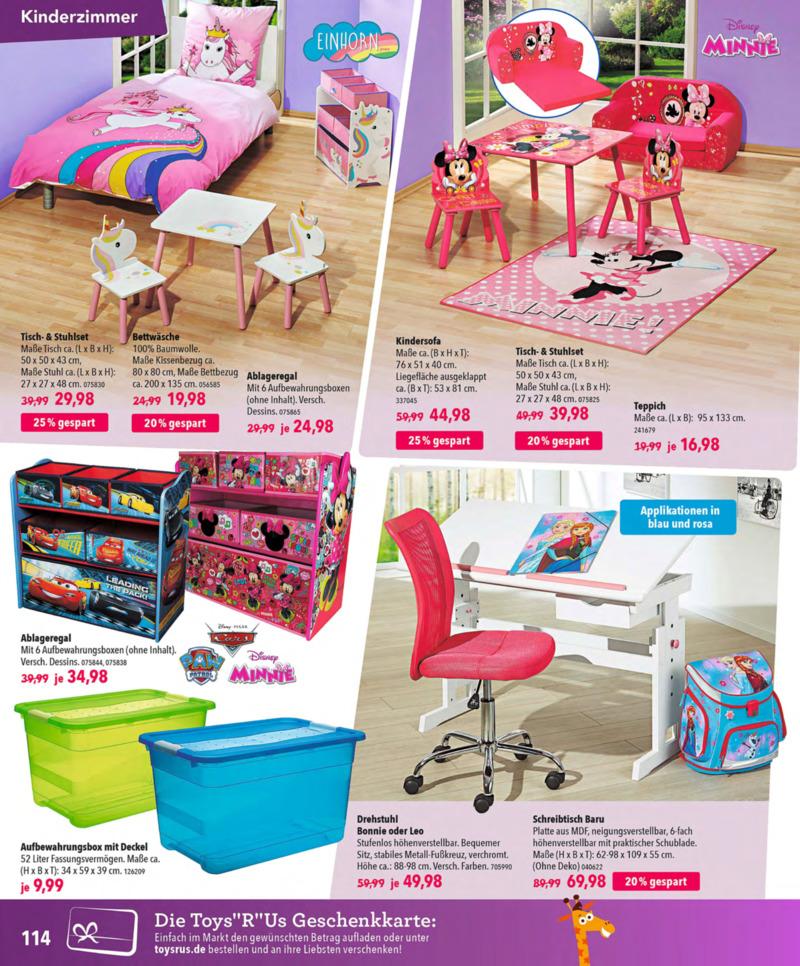 Toys'R'Us Prospekt vom 13.10.2018, Seite 113