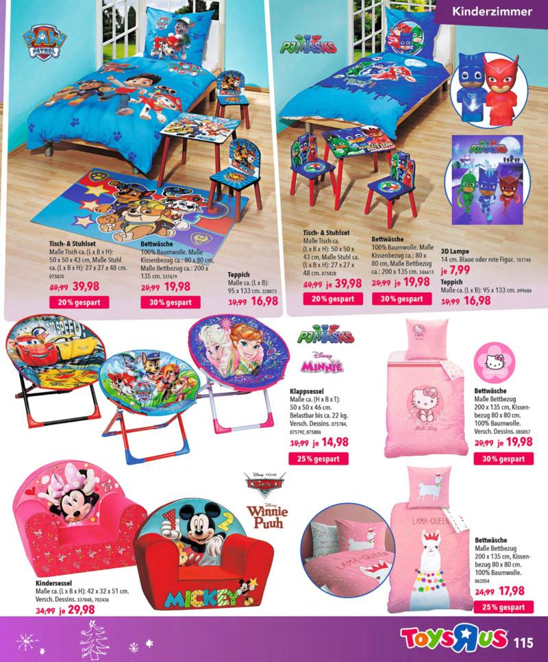 Toys'R'Us Prospekt vom 13.10.2018, Seite 114
