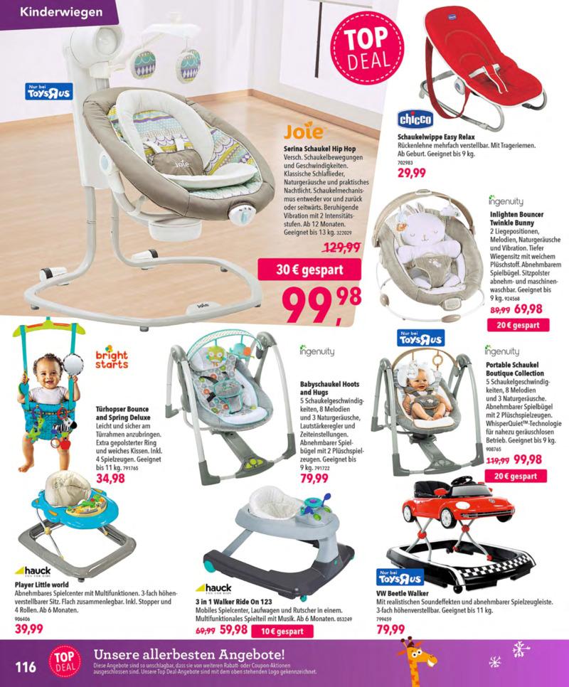 Toys'R'Us Prospekt vom 13.10.2018, Seite 115