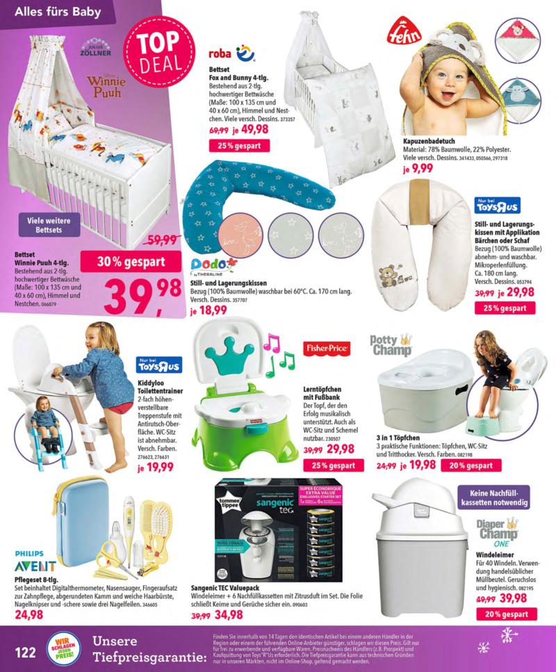 Toys'R'Us Prospekt vom 13.10.2018, Seite 121