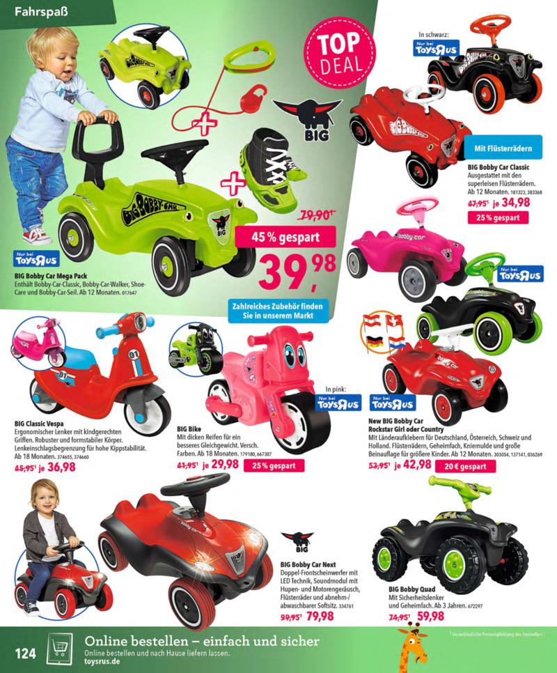 Toys'R'Us Prospekt vom 13.10.2018, Seite 123