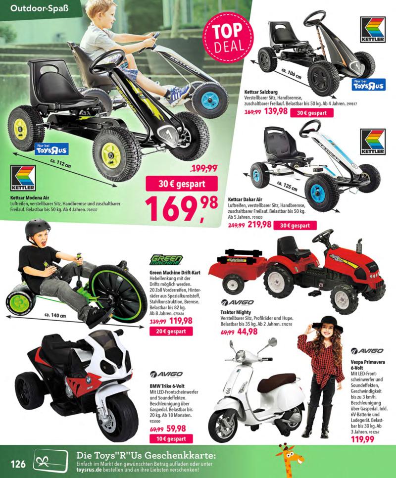 Toys'R'Us Prospekt vom 13.10.2018, Seite 125