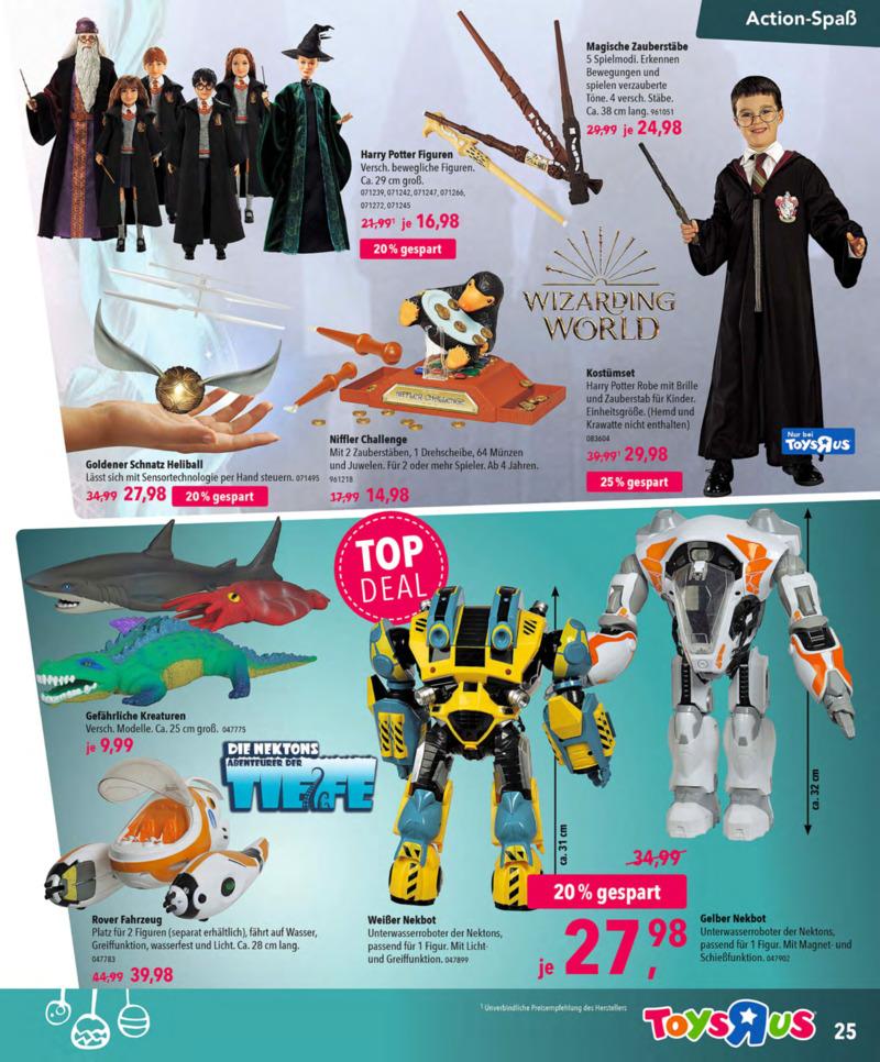 Toys'R'Us Prospekt vom 13.10.2018, Seite 24