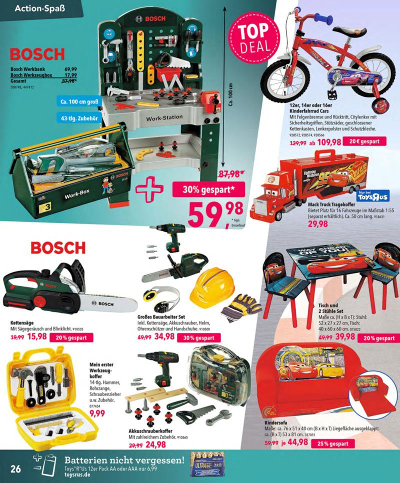 Toys'R'Us Prospekt vom 13.10.2018, Seite 25