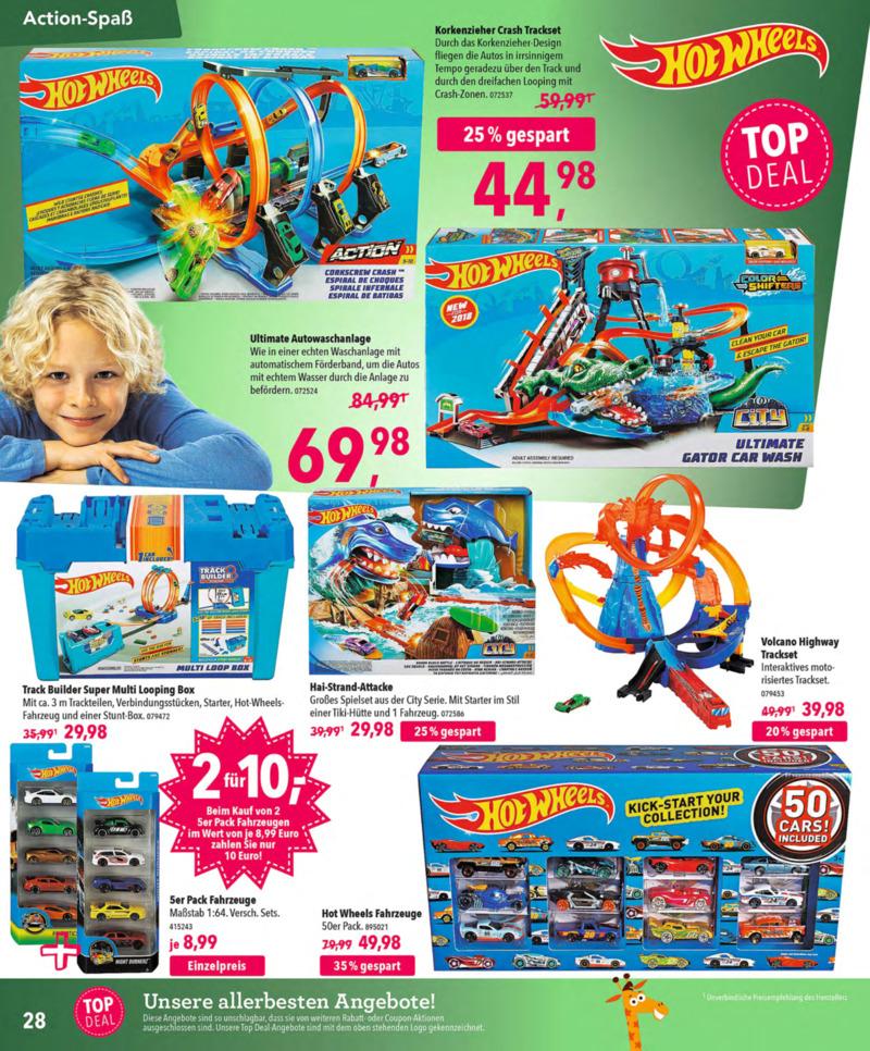 Toys'R'Us Prospekt vom 13.10.2018, Seite 27