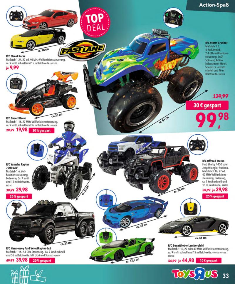 Toys'R'Us Prospekt vom 13.10.2018, Seite 32