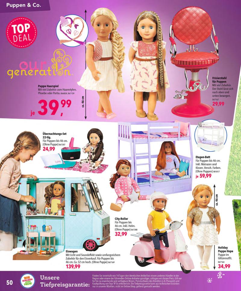 Toys'R'Us Prospekt vom 13.10.2018, Seite 49