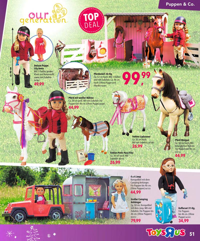 Toys'R'Us Prospekt vom 13.10.2018, Seite 50