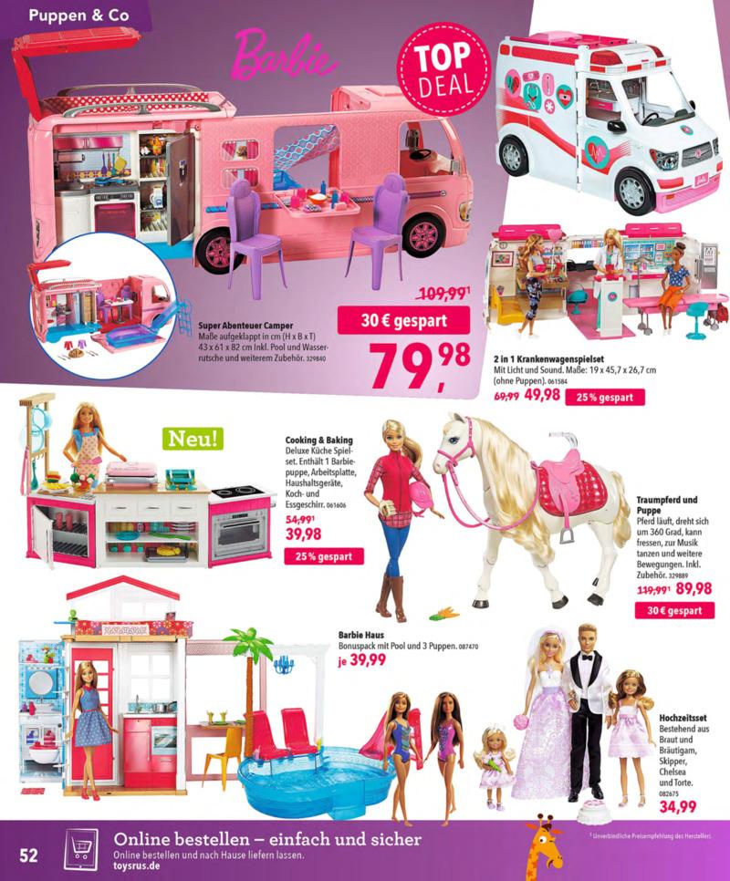 Toys'R'Us Prospekt vom 13.10.2018, Seite 51