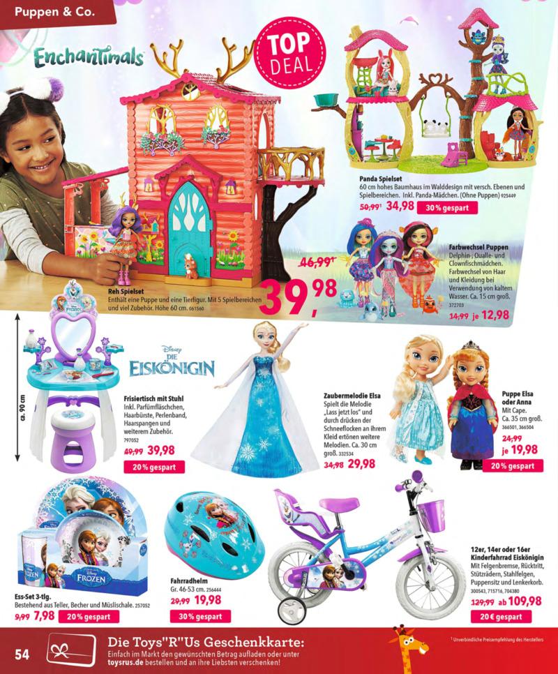 Toys'R'Us Prospekt vom 13.10.2018, Seite 53