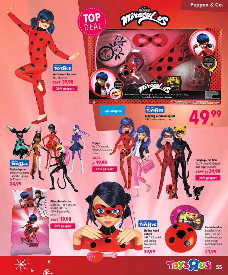 Toys'R'Us Prospekt vom 13.10.2018, Seite 54