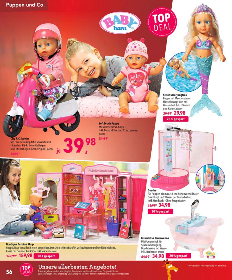 Toys'R'Us Prospekt vom 13.10.2018, Seite 55
