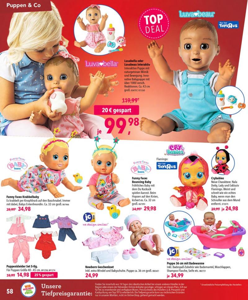 Toys'R'Us Prospekt vom 13.10.2018, Seite 57