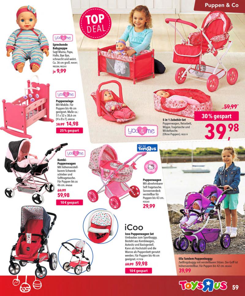 Toys'R'Us Prospekt vom 13.10.2018, Seite 58
